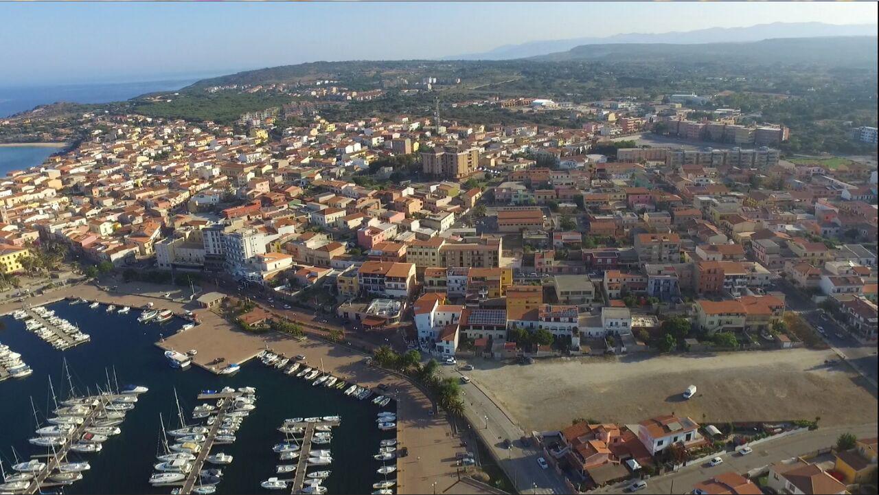 Portoscuso panorama1