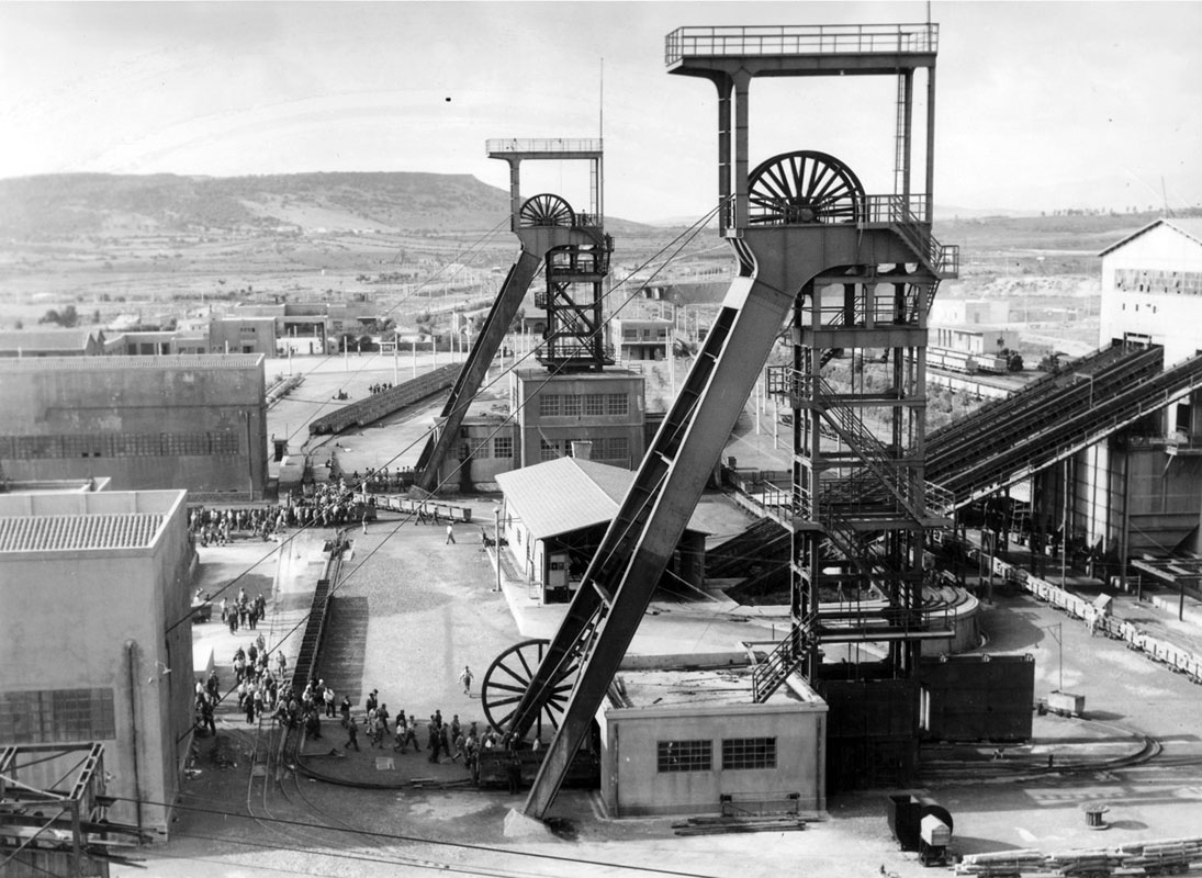 Grande Miniera di Serbariu (Carbonia)