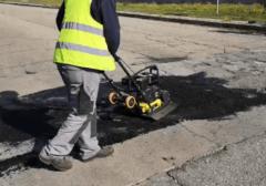 2020 – Privato – Portoscuso – Ripristino manto stradale per uso privato
