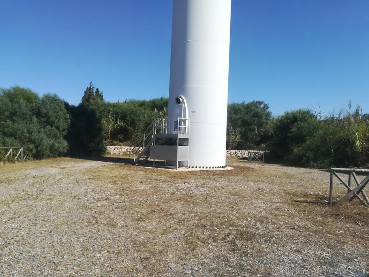 Enel Green Power Spa - Manutenzione aree verdi C.le Eolica Portoscuso e Monte Arci17