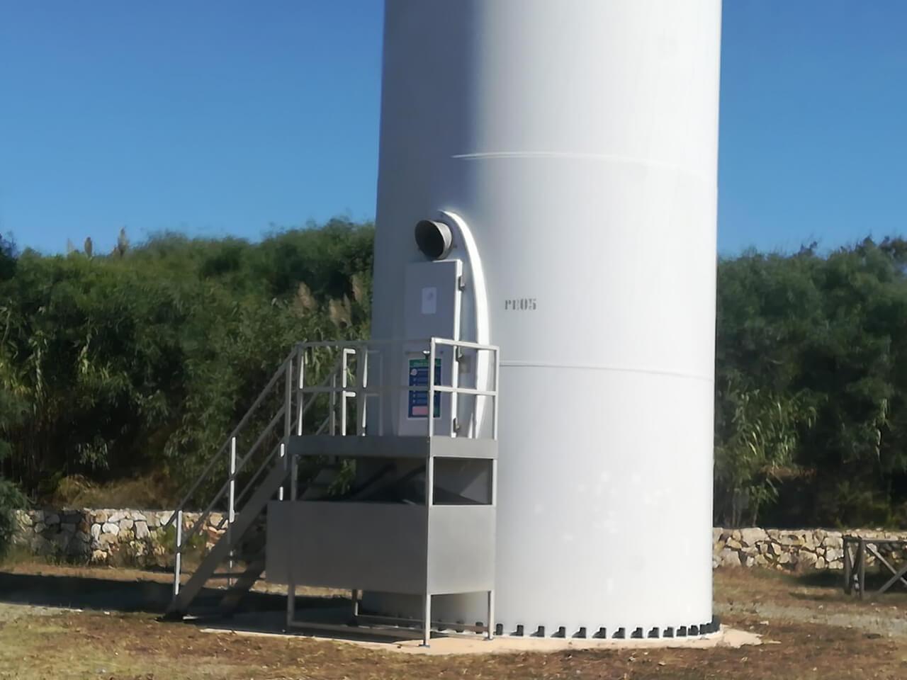 Enel Green Power Spa - Manutenzione aree verdi C.le Eolica Portoscuso e Monte Arci18