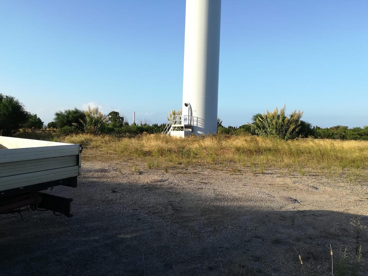 Enel Green Power Spa - Manutenzione aree verdi C.le Eolica Portoscuso e Monte Arci24