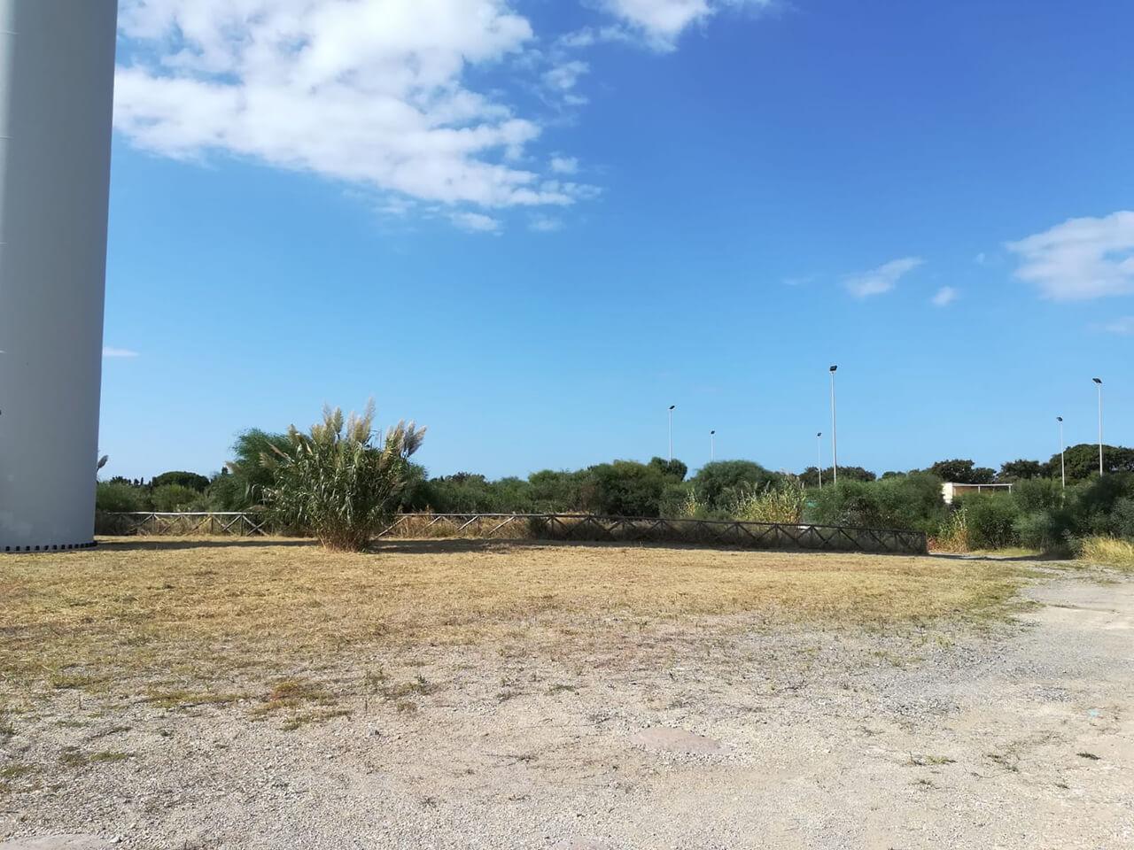 Enel Green Power Spa - Manutenzione aree verdi C.le Eolica Portoscuso e Monte Arci25
