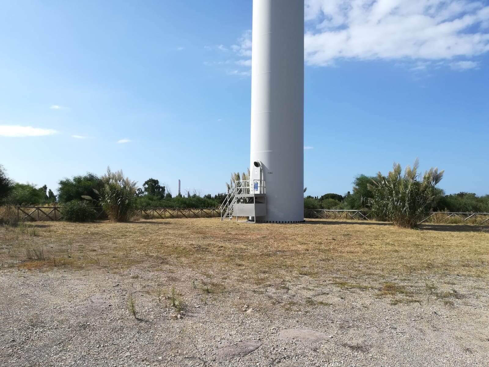 Enel Green Power Spa - Manutenzione aree verdi C.le Eolica Portoscuso e Monte Arci26